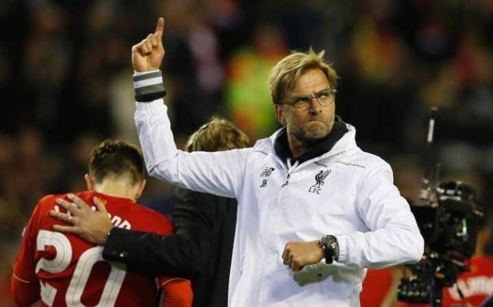 Liverpool v Sevilla