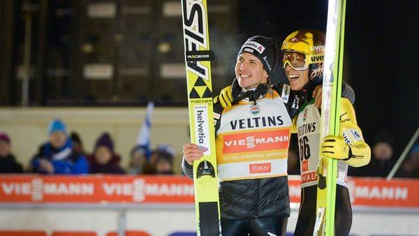 Ski Jumping - ammann