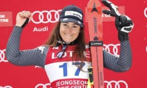 Women's Downhill – Lake Louise 2017