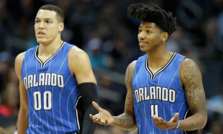 Orlando Magic v New York Knicks - NBA