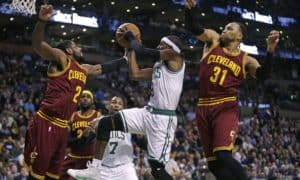 Cleveland Cavaliers v Boston Celtics - NBA