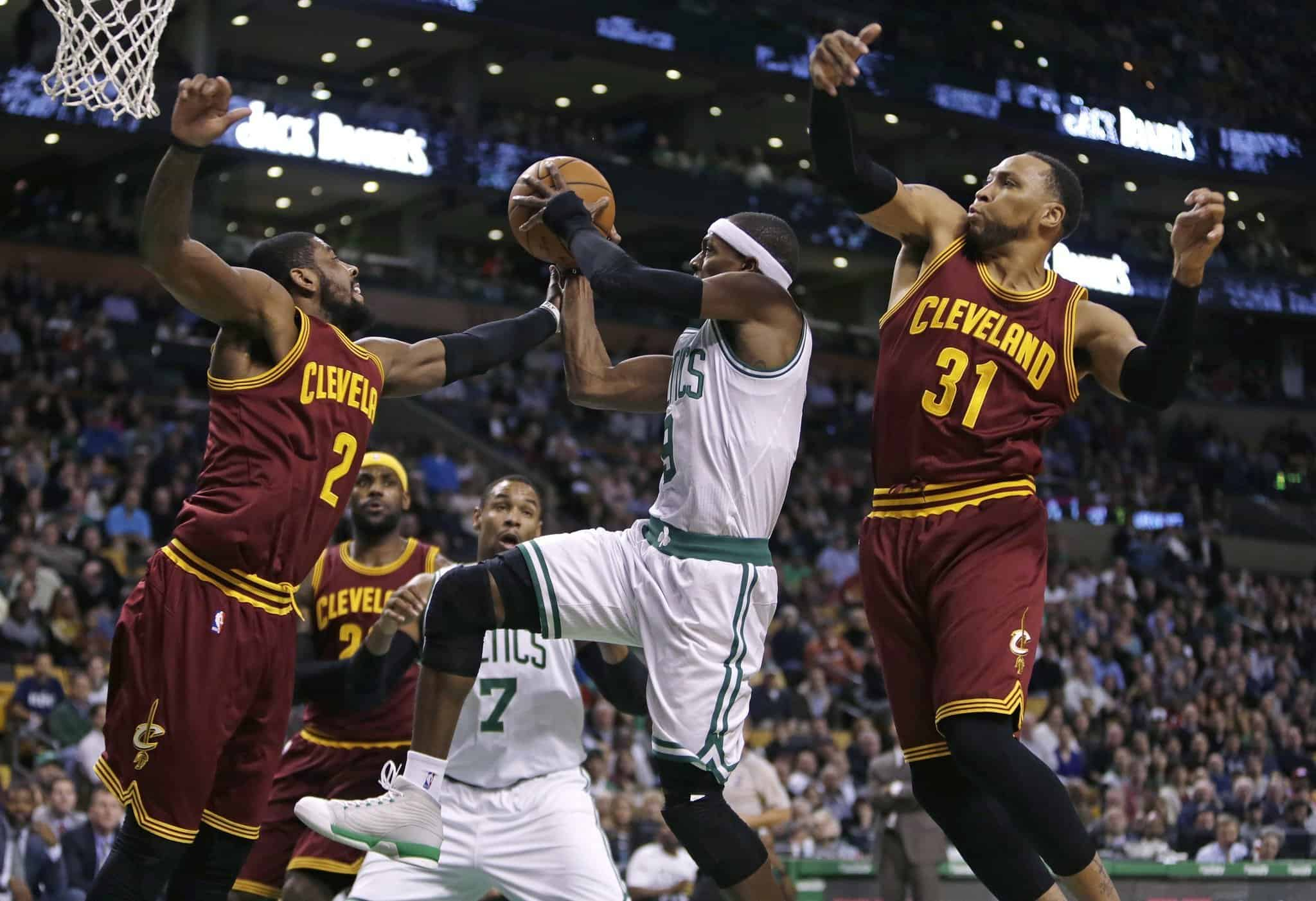 Cleveland Cavaliers v Boston Celtics - NBA