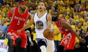 Golden State Warriors v Houston Rockets - NBA Betting Preview