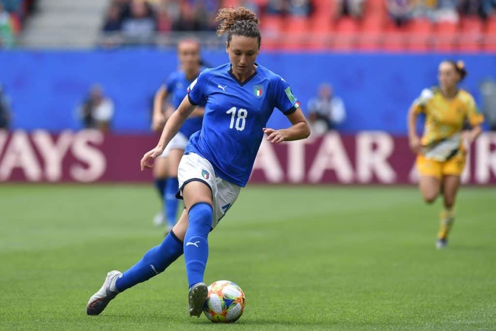 Italy v Netherlands - Women's World Cup 2019