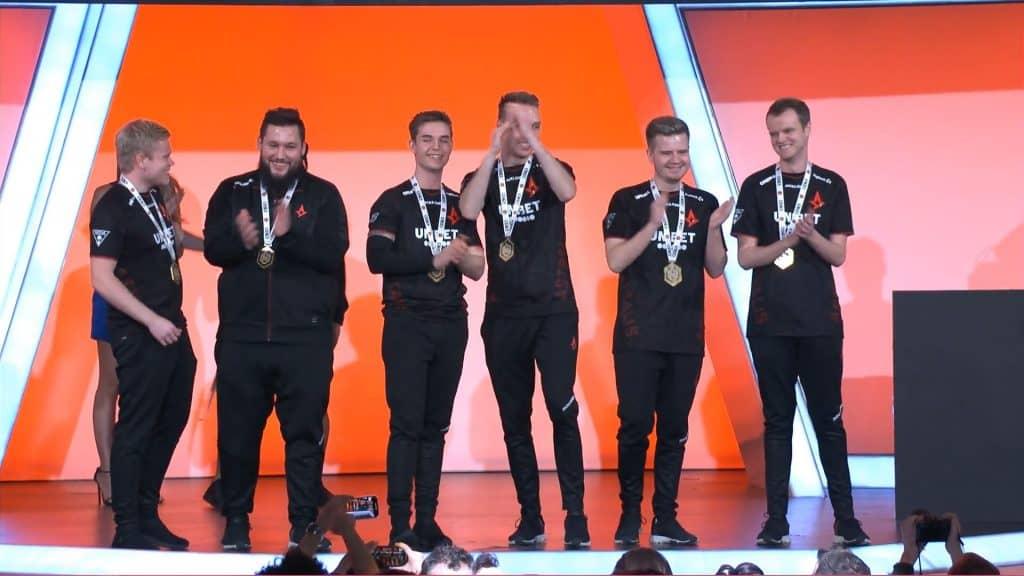 Astralis v G2 – BLAST Premier Global Final 2020 Betting Preview