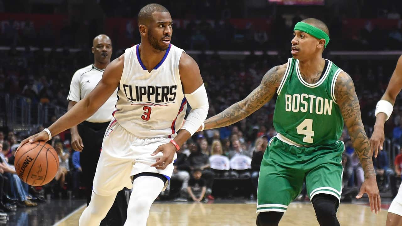Boston Celtics v Los Angeles Clippers - NBA