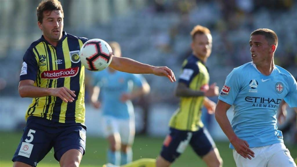 Central Coast Mariners v Melbourne City – A-League Betting Preview and Prediction