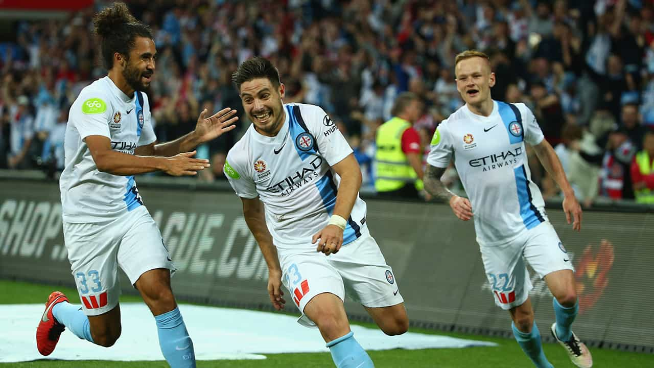 Melbourne City v Melbourne Victory - A League