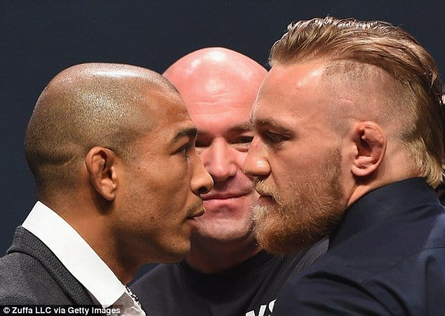 Conor McGregor vs Jose Aldo