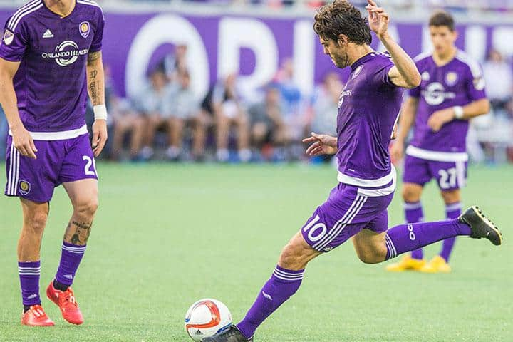 Orlando City v New England Revolution