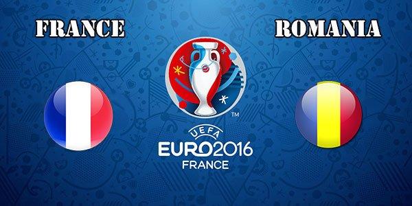 France v Romania