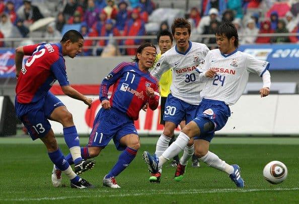 Yokohama F. Marinos v Nagoya Grampus