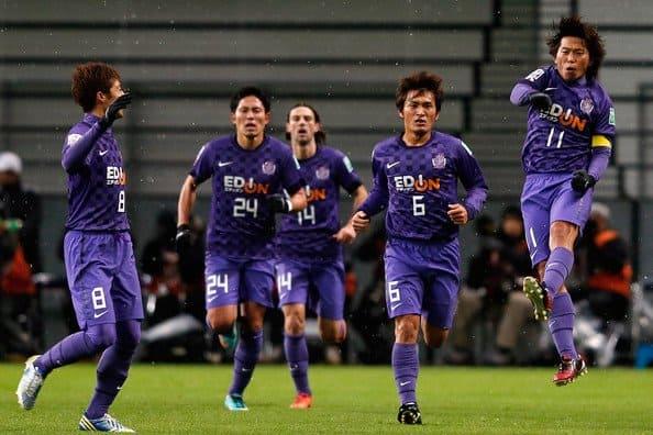 Shonan Bellmare v Sanfrecce Hiroshima