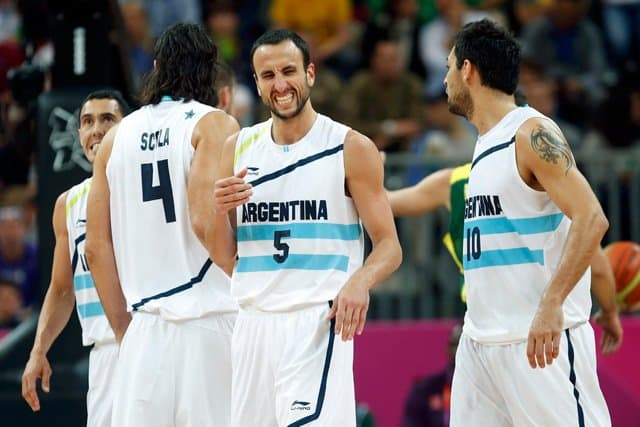 Nigeria v Argentina