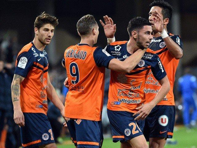 Montpellier v Angers