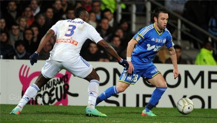 Marseille v Lyon