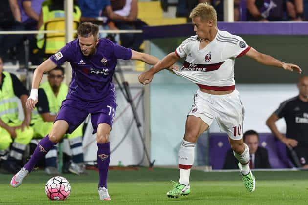 Fiorentina v Qarabag
