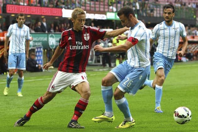 AC Milan v Lazio