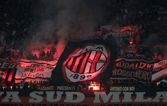 Fiorentina v AC Milan