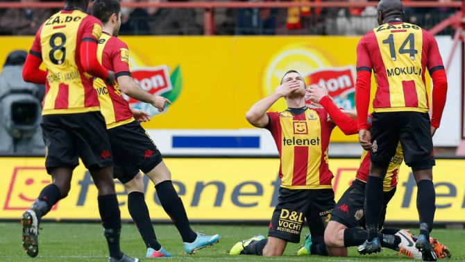 KV Mechelen v Mouscron