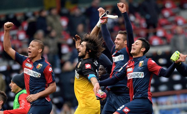 Genoa v Empoli