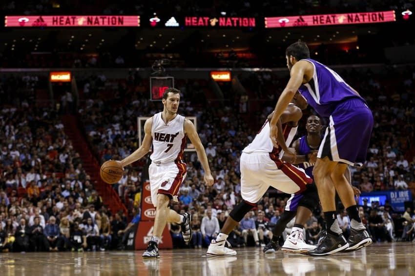 Miami Heat v Sacramento Kings - NBA