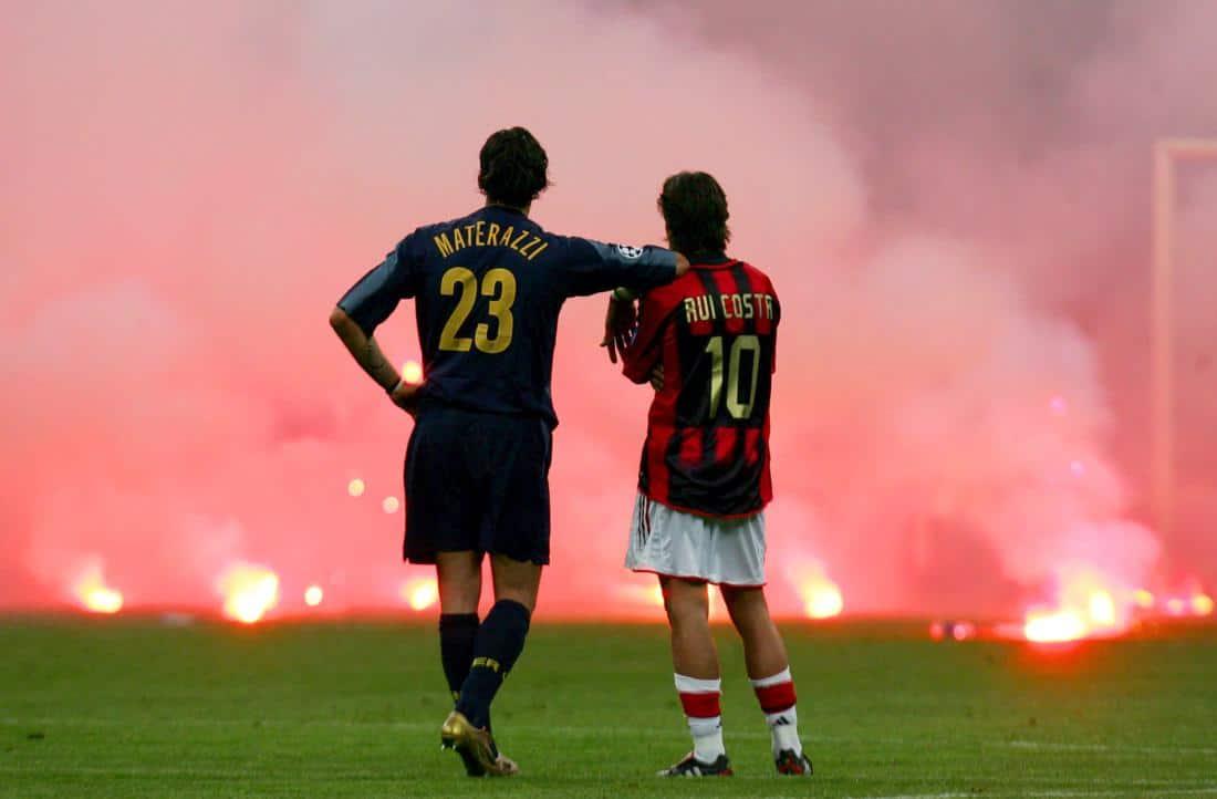 AC Milan v Inter