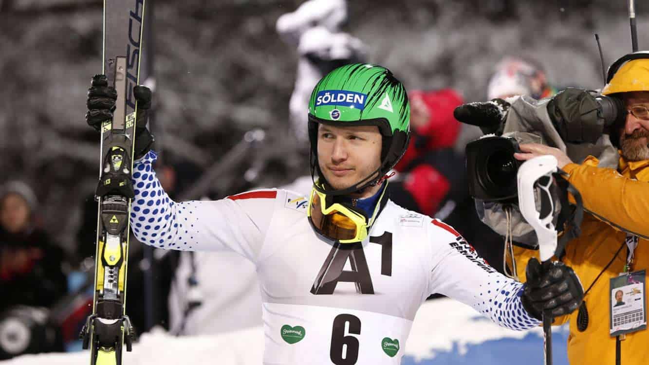 Men's Slalom - Madonna Di Campiglio