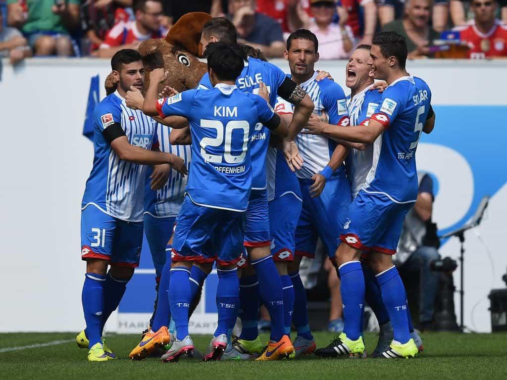 Hoffenheim v FC Koln