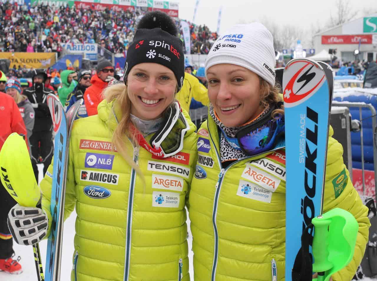 Women's Downhill - Altenmarkt Zauchensee 2017