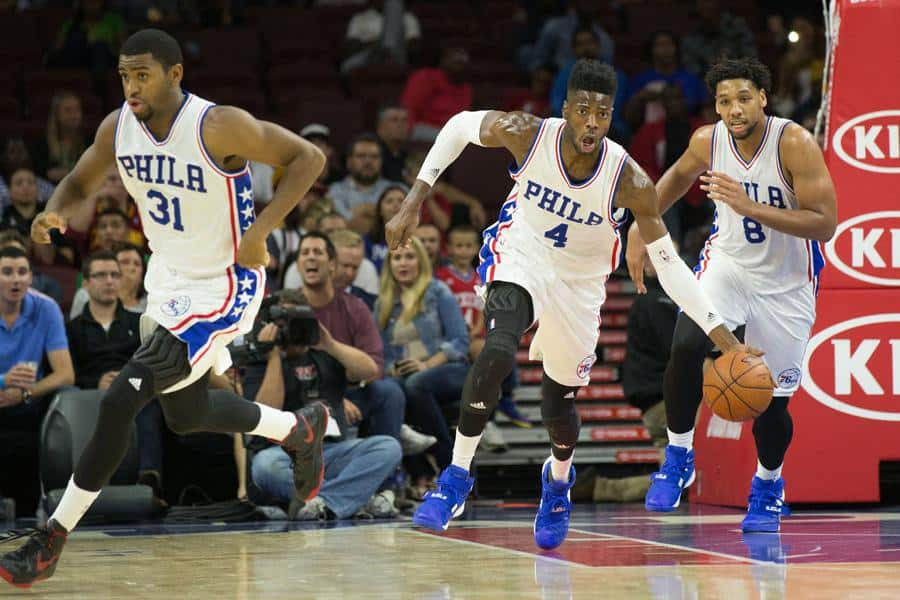 Philadelphia 76ers v Houston Rockets - NBA