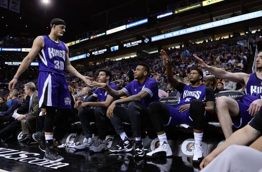 Sacramento Kings v Oklahoma City Thunder - NBA
