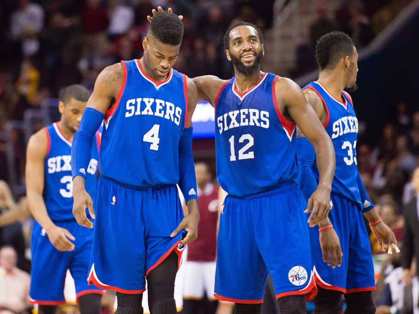 Philadelphia 76ers v New York Knicks - NBA