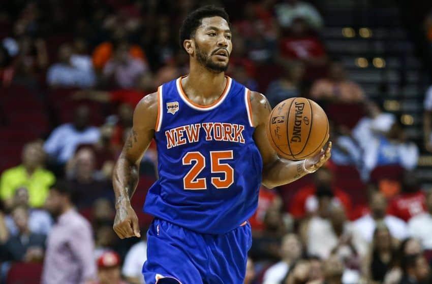 Brooklyn Nets v New York Knicks - NBA