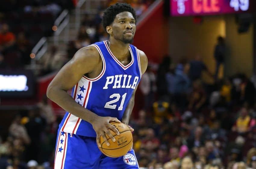 Detroit Pistons v Philadelphia 76ers - NBA