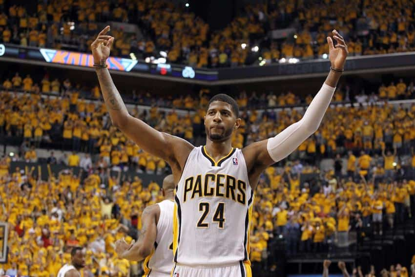 Indiana Pacers v Detroit Pistons - NBA