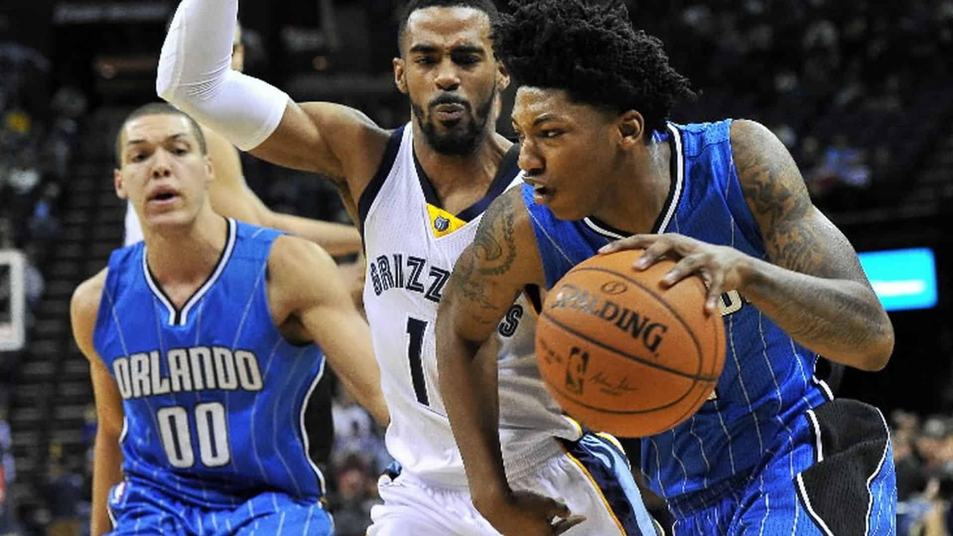 Orlando Magic v Detroit Pistons - NBA