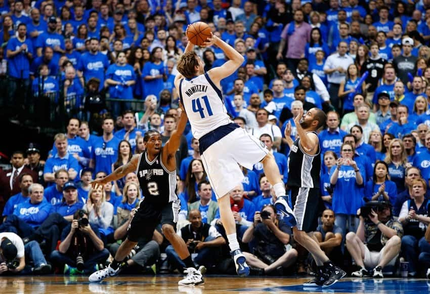 Dallas Mavericks v Oklahoma City Thunder - NBA
