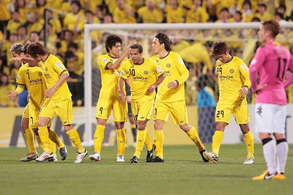 Kashiwa Reysol v Yokohama Marinos - J League