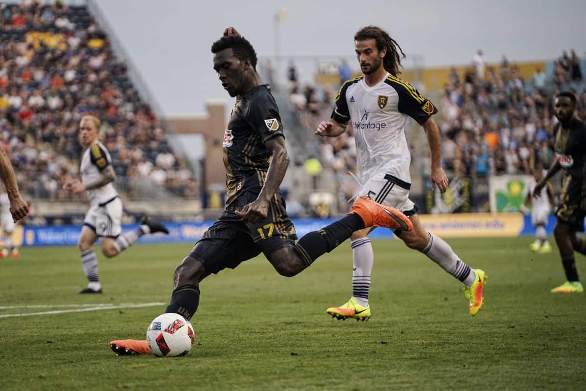 Real Salt Lake v Philadelphia Union - MLS