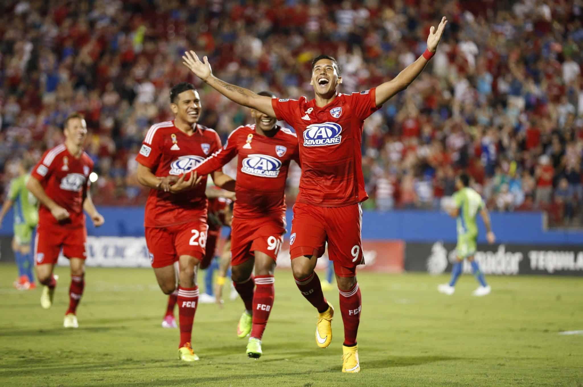 Chicago Fire v FC Dallas - MLS