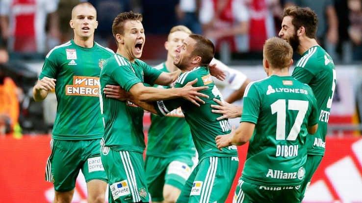 St. Polten v Rapid Vienna - Bundesliga