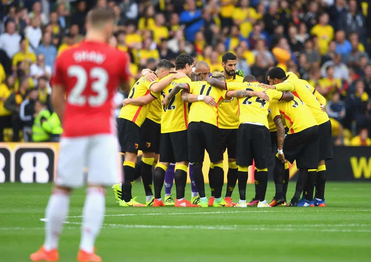 Watford v Brighton - Premier League