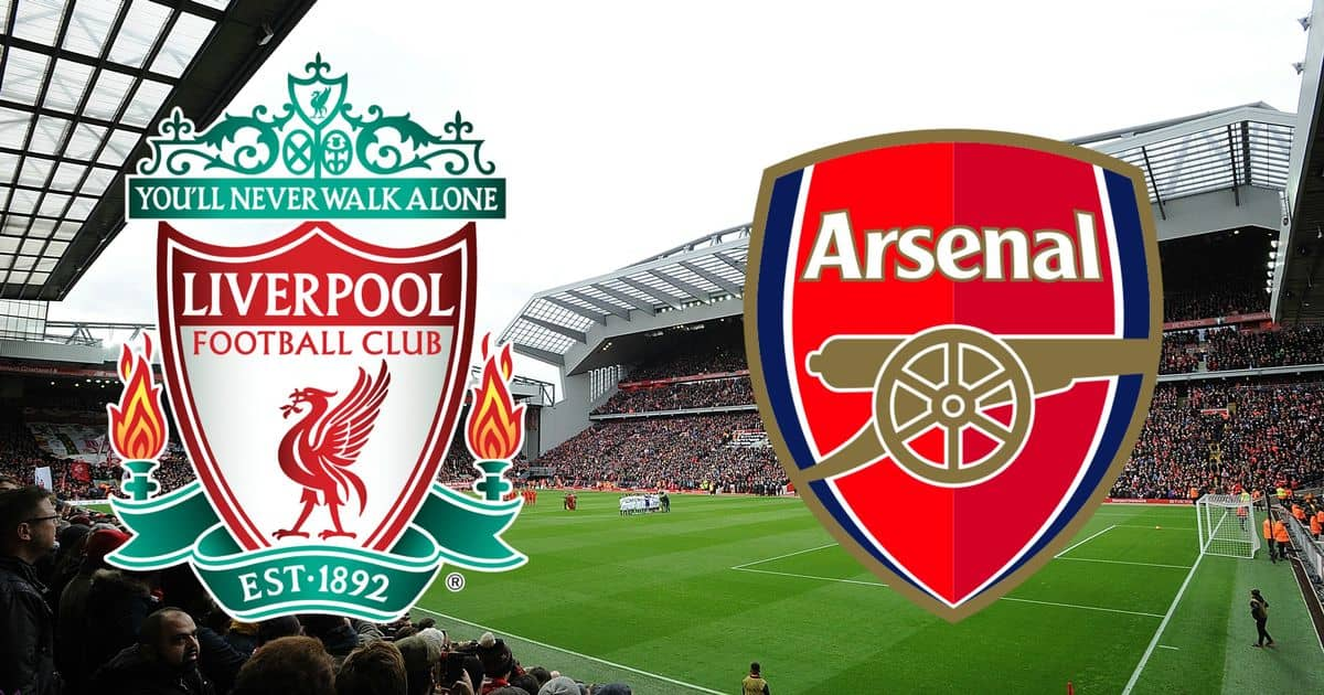 Liverpool v Arsenal - Premier League