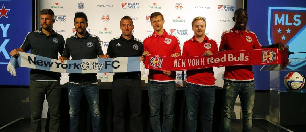 New York City v New York Red Bulls - MLS Betting preview