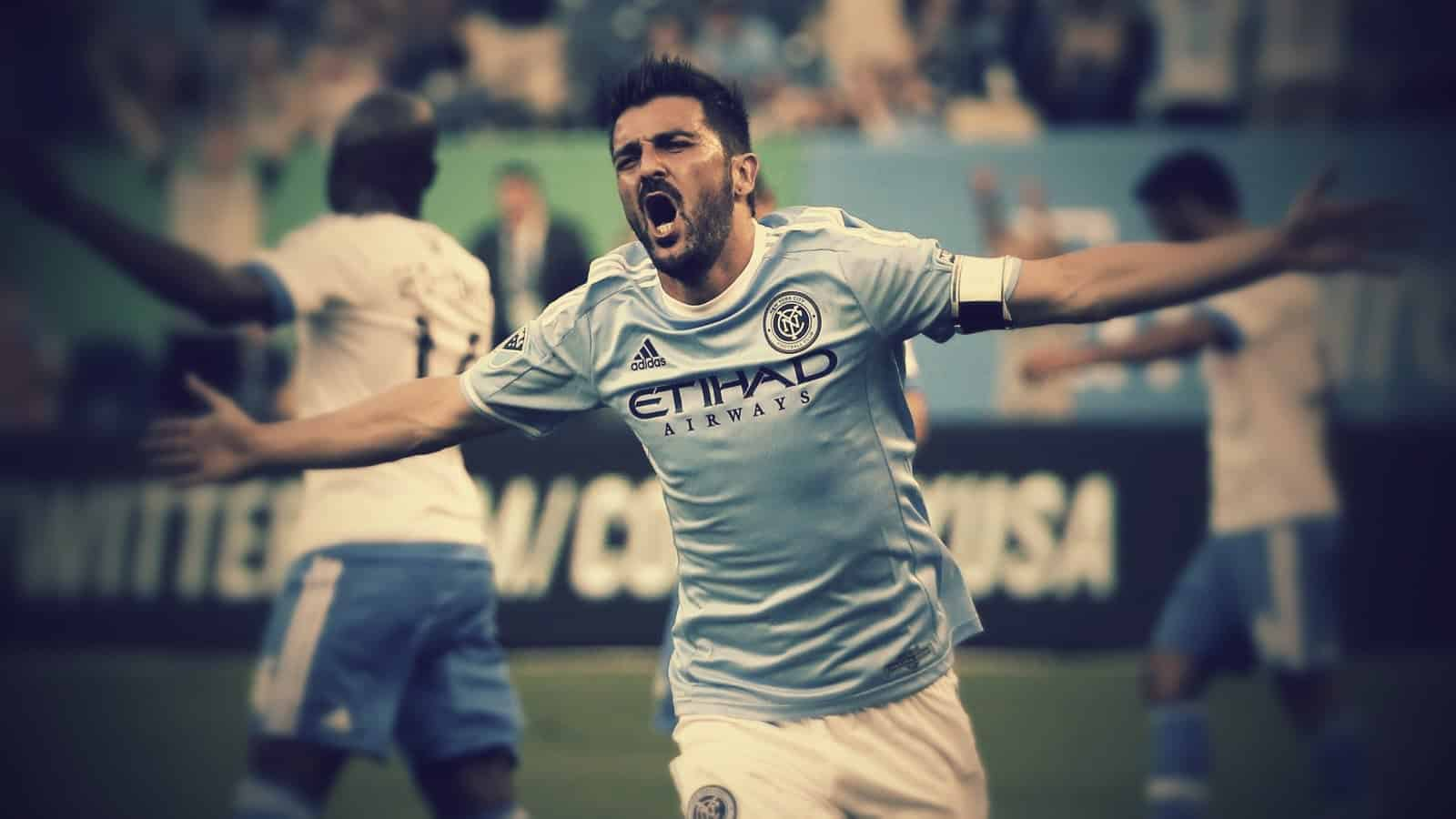 New York City v New England Revolution - MLS