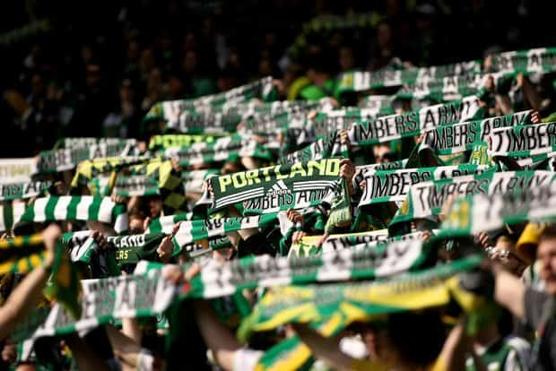 Portland Timbers v Colorado Rapids - MLS