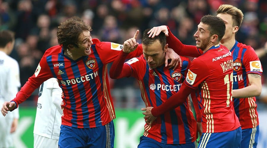 Benfica v CSKA Moscow - Champions League