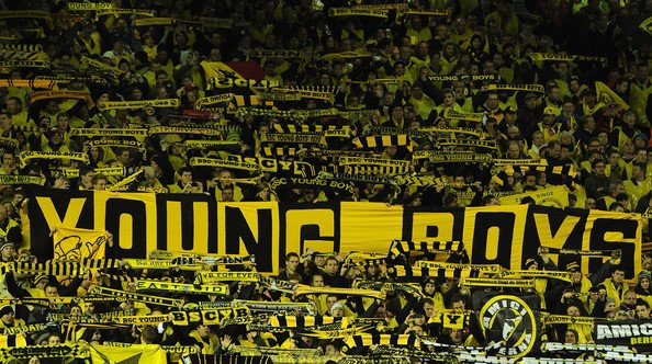 Young Boys v Partizan - Europa League