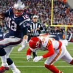 New England Patriots v Kansas City Chiefs – NFL